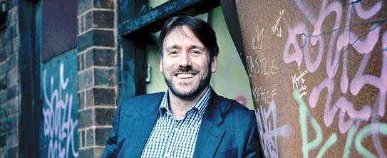 image: Professor Adam Beaumont, CEO and founder of aql