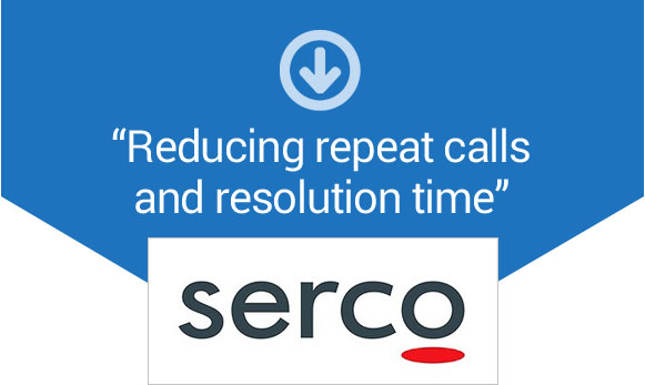 image: aql SMS for the Serco Group