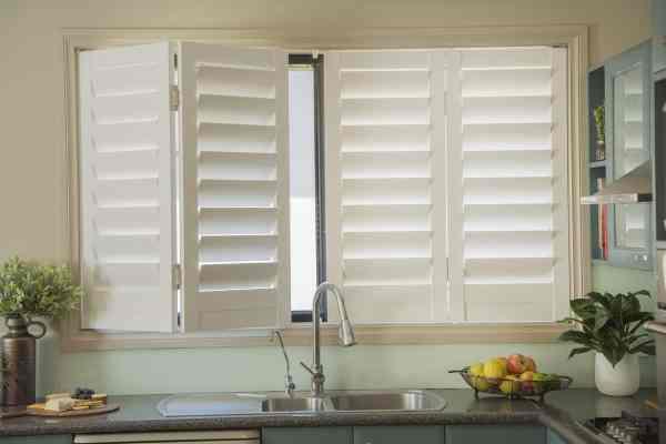 Window Blinds Plantation Shutters