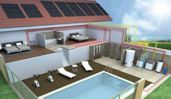 AQS Med Ltd  | Solar Cooling Heating - AQS Med Ltd