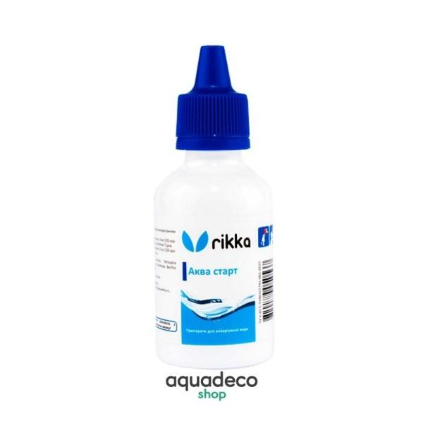 Кондиционер для воды Rikka Аква старт 50 мл 4820189050537 купить с доставкой
