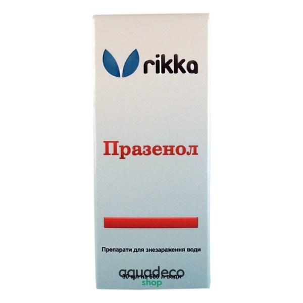 Лекарство для рыб Rikka Празенол 30 мл 4820189050322 купить с доставкой