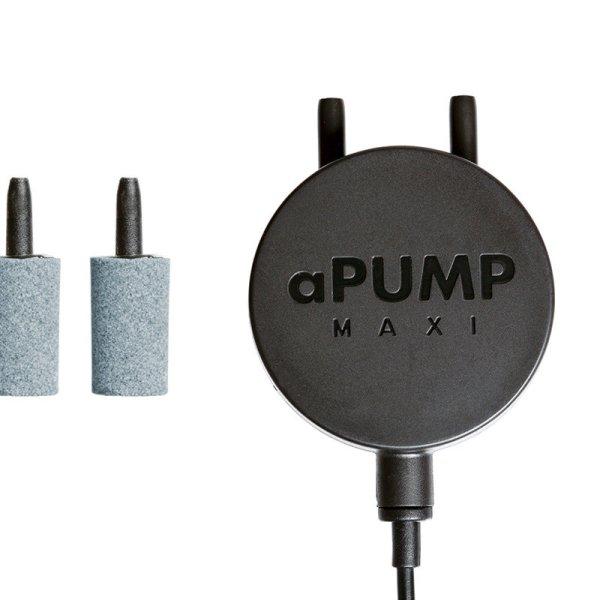 Бесшумный аквариумный компрессор aPUMP MAXI                   для аквариумов до 200л купить а Киеве с доставкой: цена