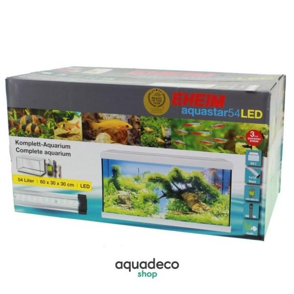 Аквариумный комплект EHEIM aquastar 54 LED белый full 0340646 AquaDeco Shop