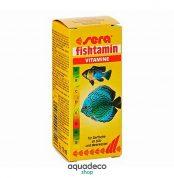 Sera fishtamin - мультивитаминный препарат