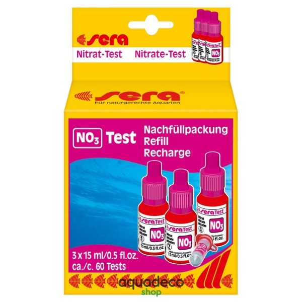 Sera nitrate-Test - тест на нитрат (NO3) 15 мл: купить в Киеве с доставкой