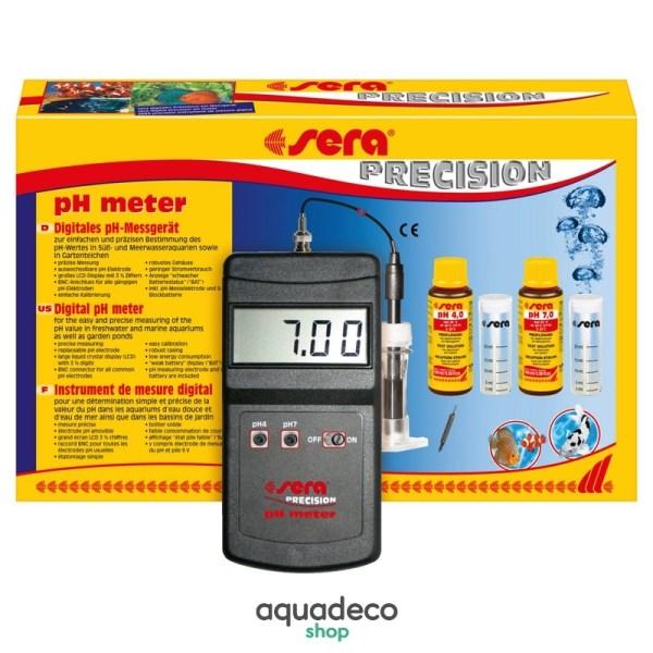 Sera pH meter - высокочастотный электрон. рН-метр для присн.та морск.аквар: купить в Киеве с доставкой