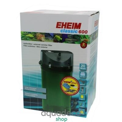 Купить Внешний фильтр EHEIM classic 600 Plus (2217020) в Киеве с доставкой по Украине