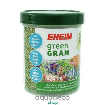Купить Корм для растительноядных цихлид в гранулах EHEIM greenGRAN 275мл. в Киеве с доставкой по Украине