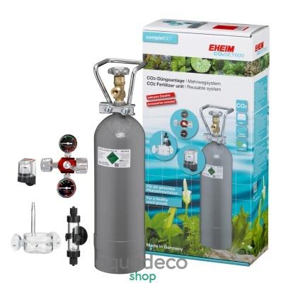 Купить Система CO2 EHEIM CO2SET600 Complete set 2000г в Киеве с доставкой по Украине