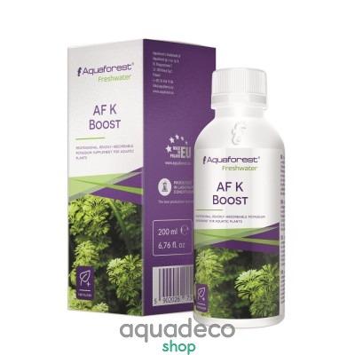 Купить Калий для растений Aquaforest AF K Boost 200мл в Киеве с доставкой по Украине