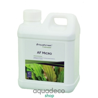 Купить Микроелементы для растений Aquaforest AF Micro 2л в Киеве с доставкой по Украине