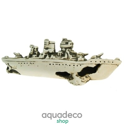 Купить Грот керамический Aqua Nova броненосец 25x9x7см в Киеве с доставкой по Украине