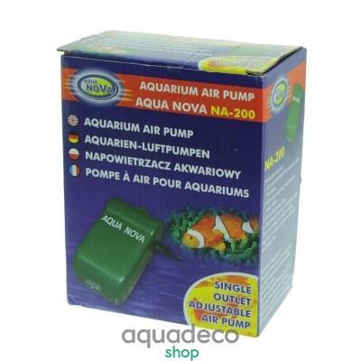 Купить Компрессор Aqua Nova NA-200 в Киеве с доставкой по Украине