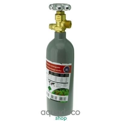 Купить Баллон CO2 Aqua Nova, металл, 0,75л. в Киеве с доставкой по Украине