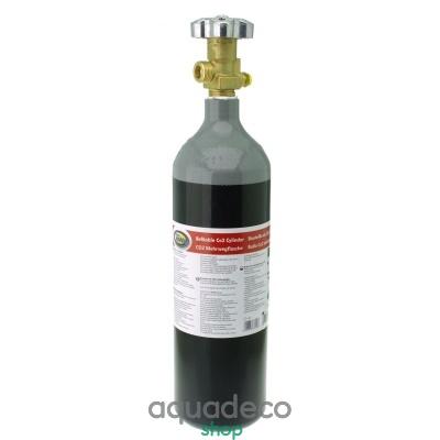 Купить Баллон CO2 Aqua Nova, металл, 2л. в Киеве с доставкой по Украине