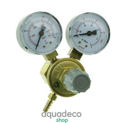 Купить Редуктор CO2 Aqua Nova CO2REG-ECO для заправляемых баллонов в Киеве с доставкой по Украине