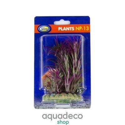 Купить Искуственное растение Aqua Nova NP-13 13130, 13см в Киеве с доставкой по Украине
