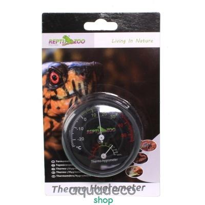 Купить Гигрометр - термометр аналоговый Repti-Zoo RHT01 в Киеве с доставкой по Украине