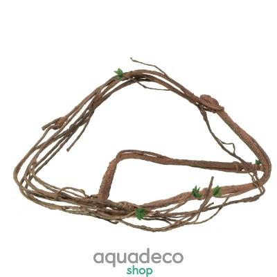 Купить Лиана изогнутая с листьями Repti-Zoo RV0418 150см в Киеве с доставкой по Украине