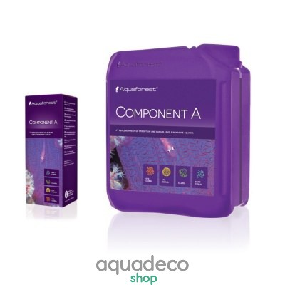 Купить Cтронций и барий для морского аквариума Aquaforest Component A в Киеве с доставкой по Украине
