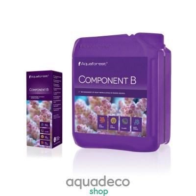 Купить Тяжелые металлы для морского аквариума Aquaforest Component B в Киеве с доставкой по Украине