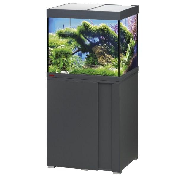 Аквариумный комплект EHEIM vivaline LED 150 2x12W (LED) с тумбой (vivaline LED 150 антрацитовый) купить