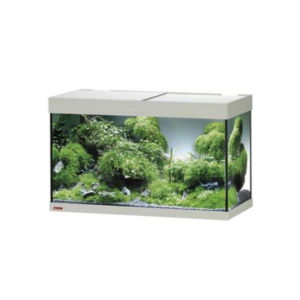 Аквариум EHEIM vivaline LED 126 1x13W (LED) без тумбы (vivaline LED 126 серый дуб) купить