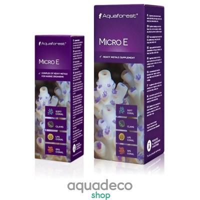 Купить Концентрированные тяжелые металлы Aquaforest Micro E в Киеве с доставкой по Украине