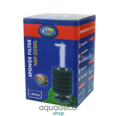 Купить Аэрлифтный фильтр Aqua Nova NSF-D200L в Киеве с доставкой по Украине