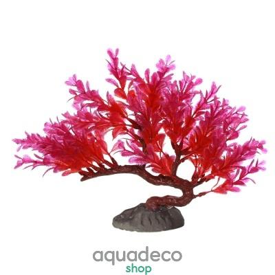 Купить Искусственное растение Yusee Бонсай красное дерево 15см в Киеве с доставкой по Украине