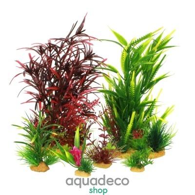 Купить Искусственное растение Yusee - набор MAXI RED 6шт. в Киеве с доставкой по Украине