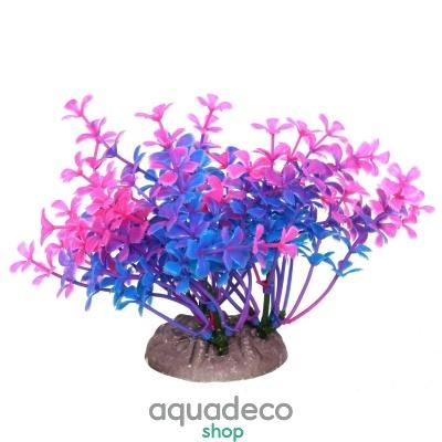 Купить Искусственное растение Yusee Мелколиственный синий 12-15см в Киеве с доставкой по Украине