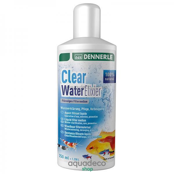 Clear Water Elixier 250ml Кондиционер для аквариумной воды Dennerle: купить в киеве, цена, фото, обзор, инструкция. Aqua-Deco.com.ua