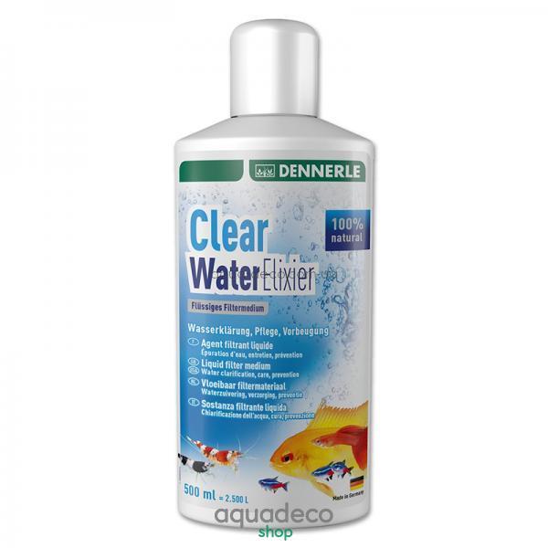 Clear Water Elixier 500ml Кондиционер для аквариумной воды Dennerle: купить в киеве, цена, фото, обзор, инструкция. Aqua-Deco.com.ua