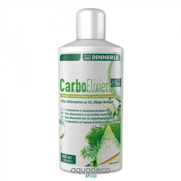 Жидкое углеродное натуральное удобрение Carbo Elixier BIO, 500 мл: купить в киеве, цена, фото, обзор, инструкция. Aqua-Deco.com.ua