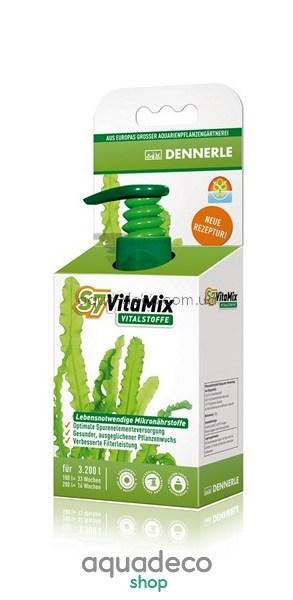 Комплекс жизненно важных мультивитаминов и микроэлементов для аквариумных растений S7 VitaMix, 100 мл: купить в киеве, цена, фото, обзор, инструкция. Aqua-Deco.com.ua