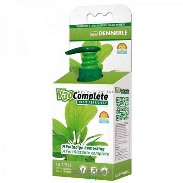Полное комплексное удобрение для всех аквариумных растений V30 Complete, 100 мл: купить в киеве, цена, фото, обзор, инструкция. Aqua-Deco.com.ua