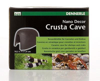 Декорация для мини-аквариума Nano Decor Crusta Cave, керамическая пещера для креветок и раков: купить в киеве, цена, фото, обзор, инструкция. Aqua-Deco.com.ua