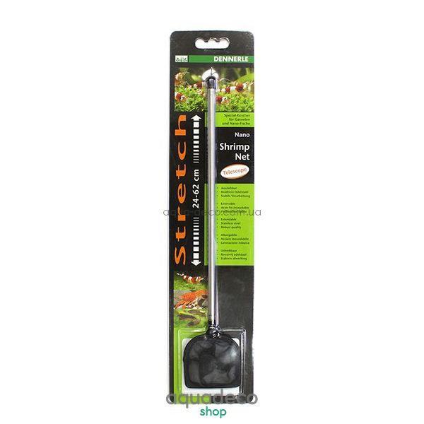 Сачок для креветок, прямоугольный, малый, телескопический, цвет черный: купить в киеве, цена, фото, обзор, инструкция. Aqua-Deco.com.ua