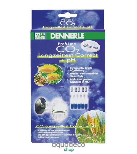 Длительный тест СО2 + коррекция рН  Dennerle: купить в киеве, цена, фото, обзор, инструкция. Aqua-Deco.com.ua