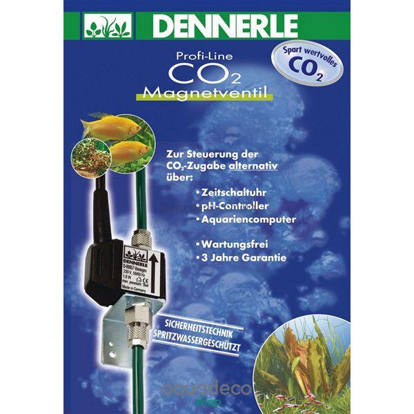 Электромагнитный клапан для регулирования подачи СО2 Magnetventil: купить в киеве, цена, фото, обзор, инструкция. Aqua-Deco.com.ua