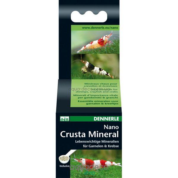 Минералы для креветок Nano Crusta Mineral: купить в киеве, цена, фото, обзор, инструкция. Aqua-Deco.com.ua