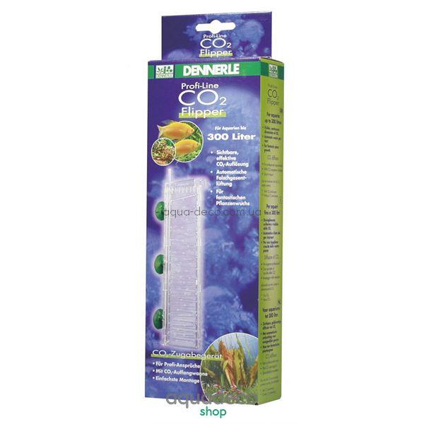 СО2-реактор Flipper: купить в киеве, цена, фото, обзор, инструкция. Aqua-Deco.com.ua