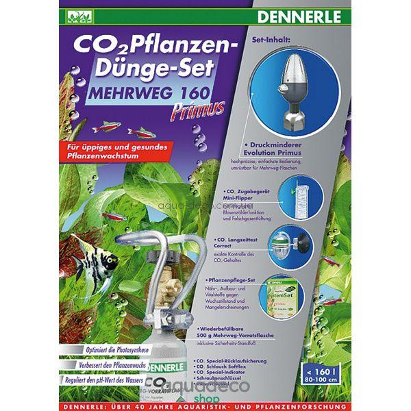 Комплект для удобрения растений углекислым газом CO2 MEHRWEG 160 Primus: купить в киеве, цена, фото, обзор, инструкция. Aqua-Deco.com.ua