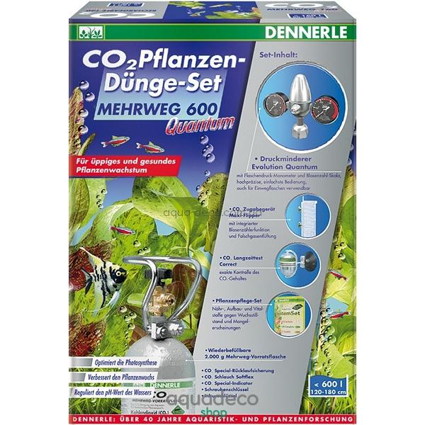 Комплект для удобрения растений CO2 MEHRWEG  600 Quantum: купить в киеве, цена, фото, обзор, инструкция. Aqua-Deco.com.ua