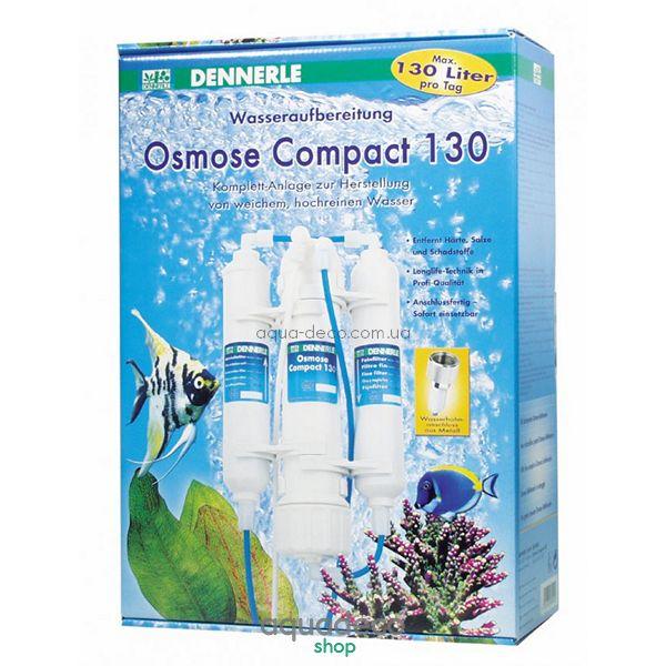 Установка обратного осмоса Osmose Compact 130 производительностью до 130 литров в день: купить в киеве, цена, фото, обзор, инструкция. Aqua-Deco.com.ua