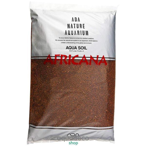 ADA Aqua Soil Powder - Africana 3l Питательный субстрат для аквариумов 104-053 - aqua-deco.com.ua
