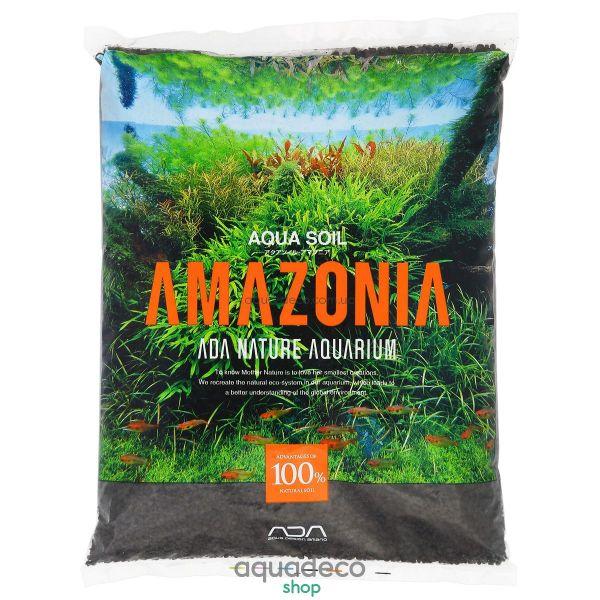 ADA Aqua Soil - Amazonia 3l питательный грунт для аквариума 104-031 - aqua-deco.com.ua