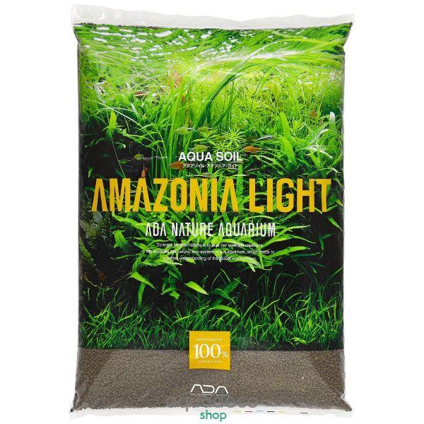 ADA Aqua Soil - Amazonia Light 9l питательный грунт для аквариума 104-054 - aqua-deco.com.ua